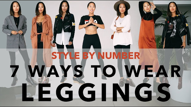 Tips and Tricks for Styling With Leggings