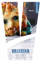 Valerian and the City of a Thousand Planets Movie Poster 8 Melo