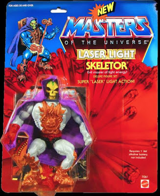 Laser Light Skeletor Occhi di fuoco