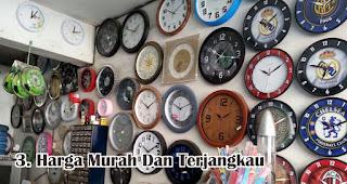 Jam Dinding Dijual Dengan Harga Murah Dan Terjangkau