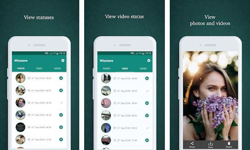 10 Aplikasi Download Status WhatsApp Terbaik 2019 3