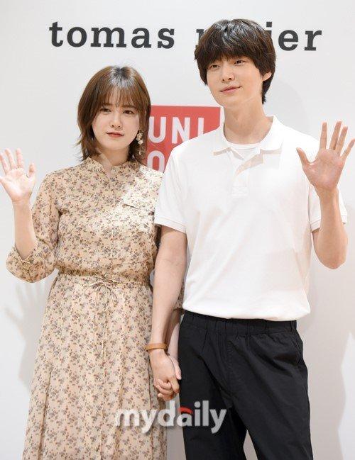 Goo Hye Sun, Ahn Jae Hyun'un boşanmak istediğini açıkladı