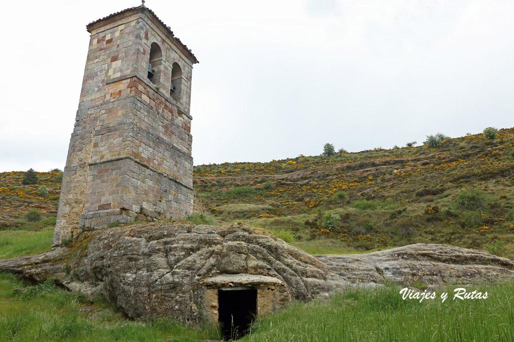 Torre Campanario de Olleros de Pisuerga