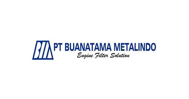 Lowongan Kerja PT. Buanatama Metalindo Penempatan Tangerang