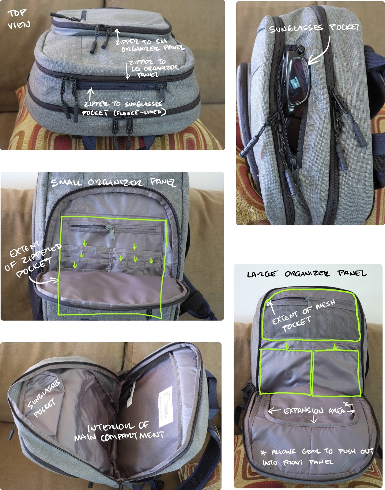 6dbec411f699 Timbuk2 Uptown Laptop Travel Friendly Backpack
