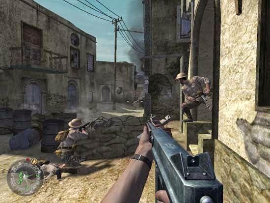 تحميل لعبة Call Of Duty 2