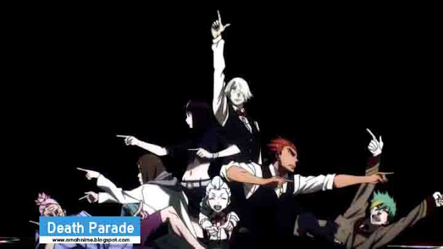 Death Parade BD Batch Subtitle Indonesia