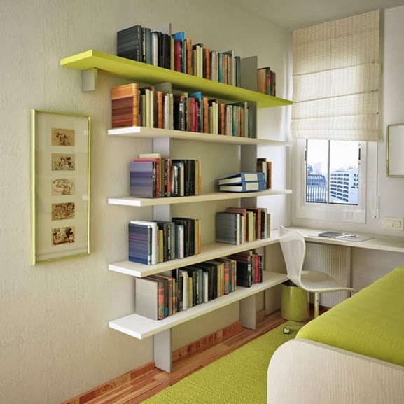 Modern Furniture: 2014 Clever Storage Solutions for Small ...