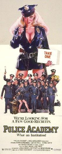 police academy 1 besetzung