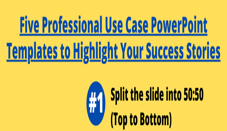 Five Professional Use Case PowerPoint Templates to Highlight Your Success Stories #infographic