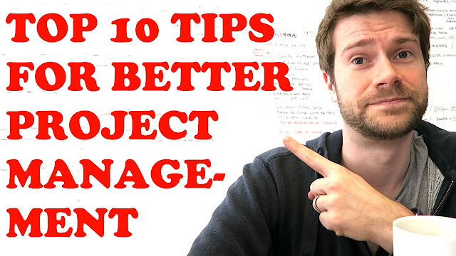 Top 10 tips for better & faster project management