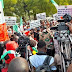 Protesters Storm NASS Over Minimum Wage Bill