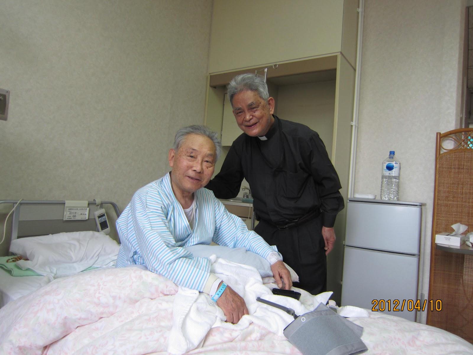 小崎登明の91歳日記 : 午後から手術。腎臓1つで問題多し。何とか頑張る