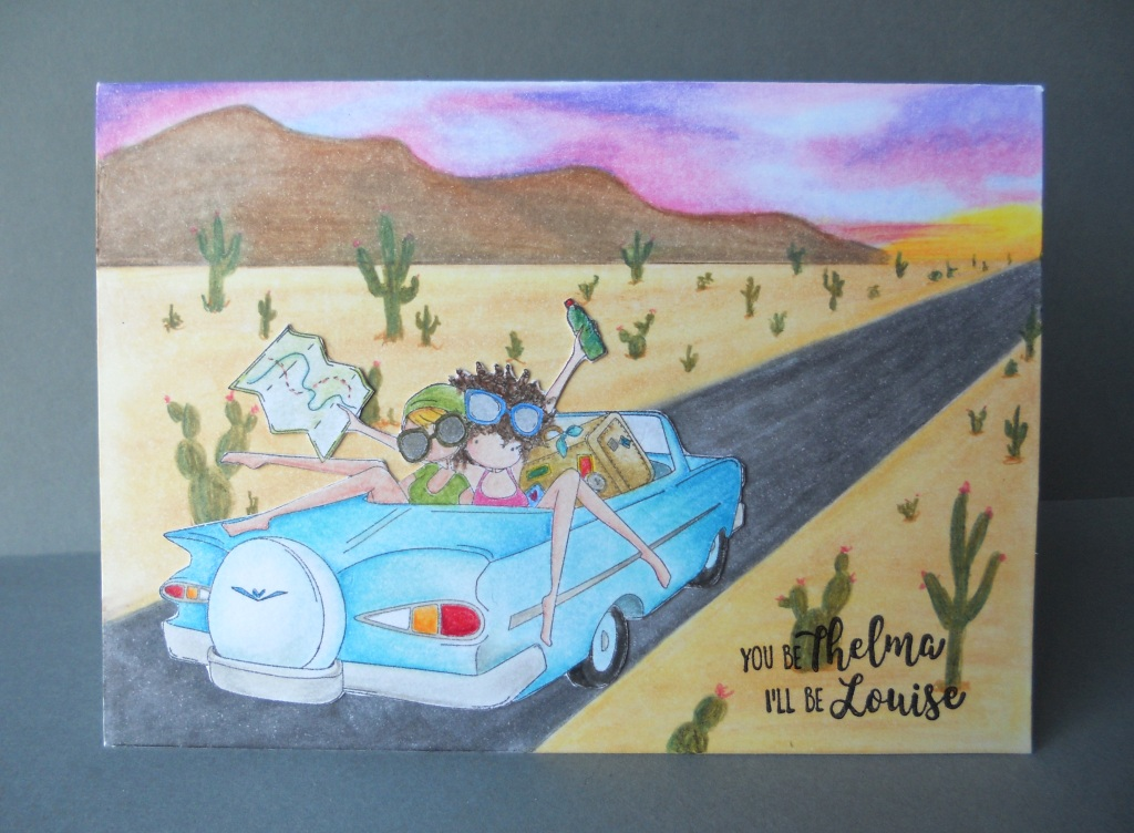 Seven Hills Crafts Blog Thelma And Louise