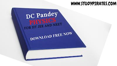 the original book of dc pandey