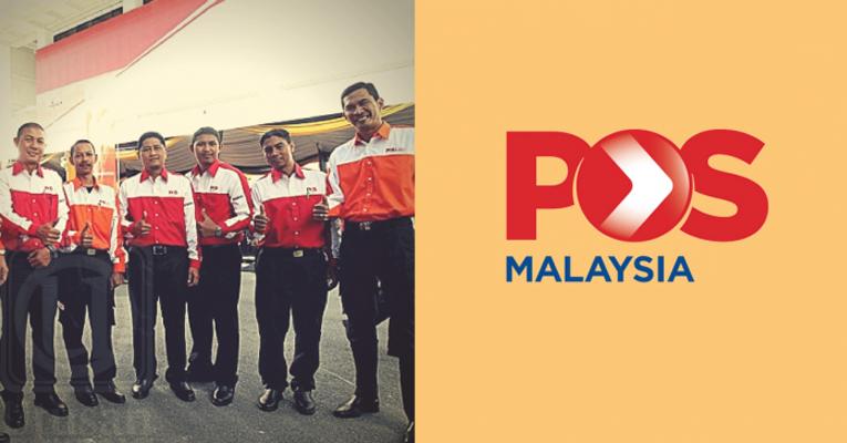 Pos Malaysia Berhad [ Kekosongan Jawatan Posmen & Kurier / Gaji RM1,400++ ]