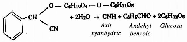 Thành phần hóa học nước Mơ pha đường - Cây Mơ - Prunus armeniaca - Nguyên liệu làm thuốc Chữa Ho Hen