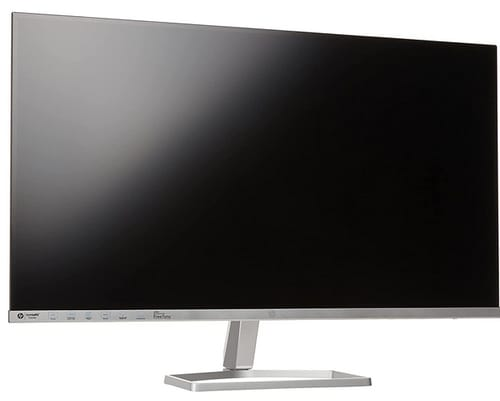 HP M27fq QHD Monitor with 27-inch IPS Display