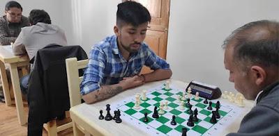 Curso presencial de ajedrez. (Foto: Federación de Ajedrez)
