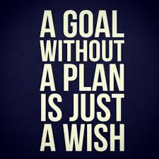 Goal with planning