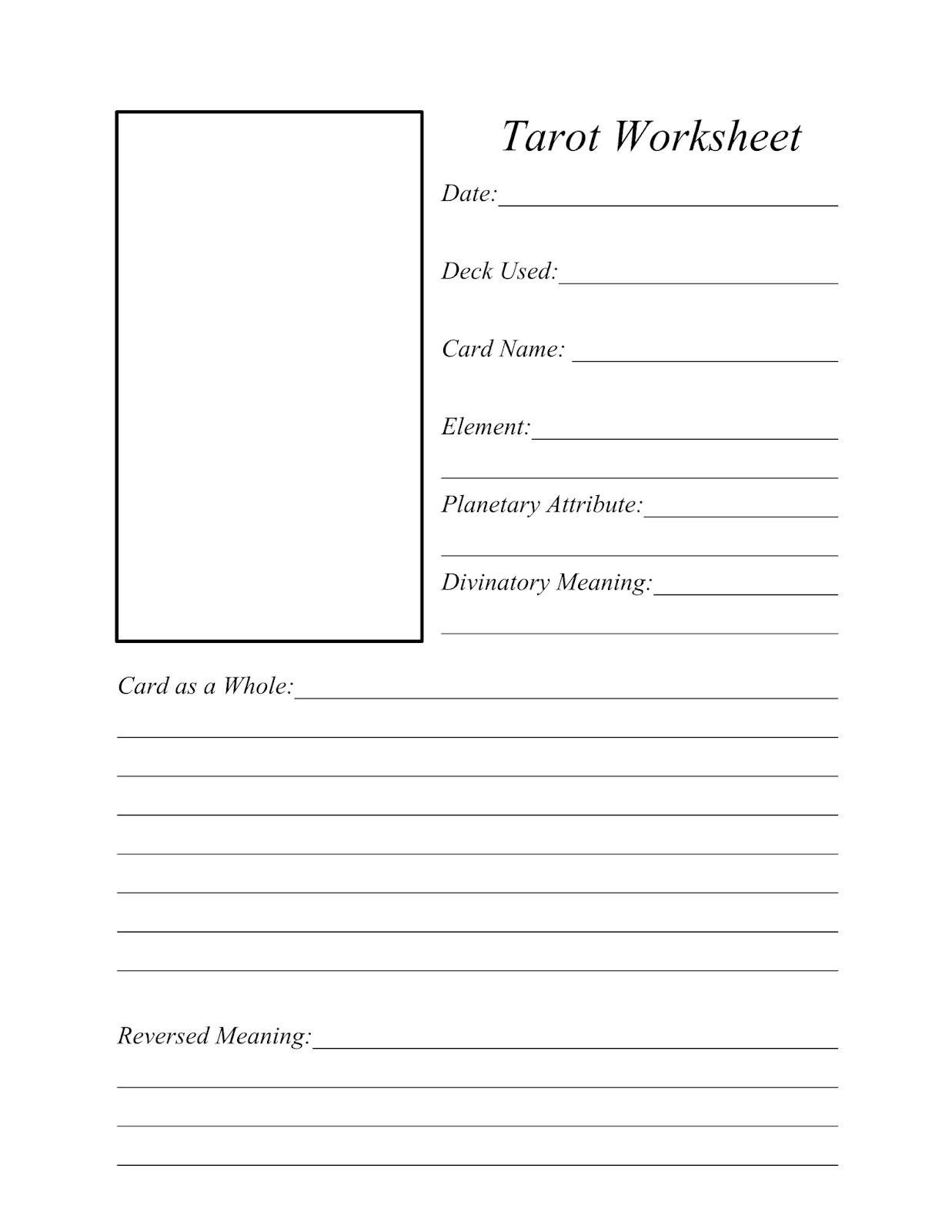 Build A Book Of Shadows Tarot Card Journals And Tarot