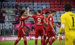 تقرير مباراة بوروسيا مونشنغلادباخ ضد بايرن ميونخ