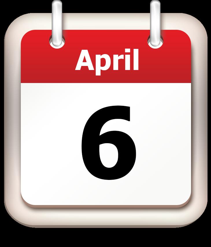 April 6 #