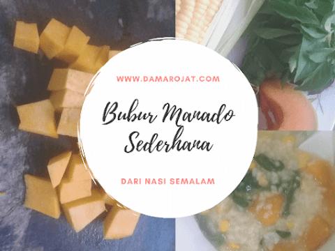 Resep Bubur Manado Sederhana Untuk Balita Dari Nasi Semalam