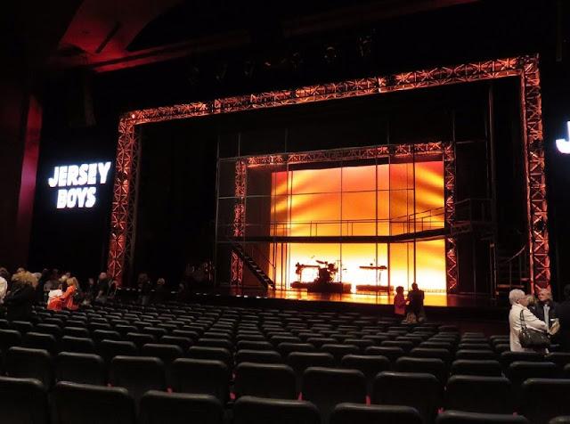 Le Théâtre des Arts em Las Vegas