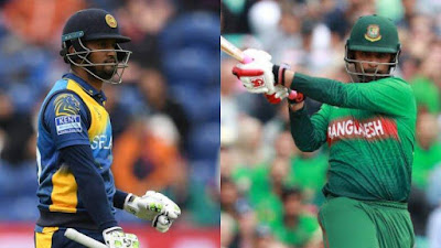 BAN tour of SL 2019 BAN vs SL 1st Match Cricket Win Tips