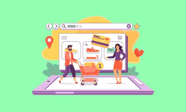 memanfaatkan domain untuk bisnis - toko online