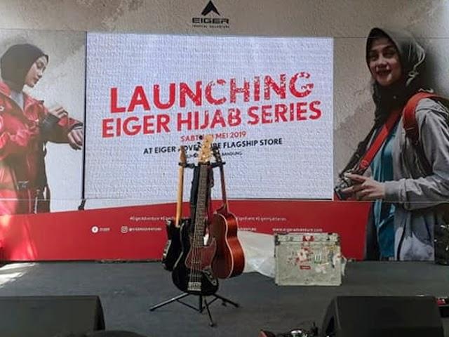 Eiger Tropical Adventure Luncurkan Eiger Hijab Series