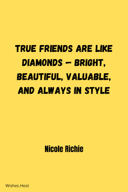 Genuine friendship quotes