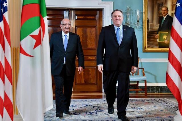 """الجزائر تلجأ إلى خطاب """"المؤامرة"""" أمام اعتراف أمريكا بمغربية الصحراء"""