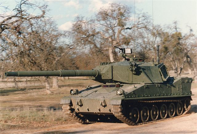 Army talks Mobile Protected Firepower to industry.
