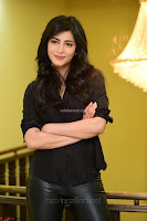 Shruti Haasan Looks Stunning trendy cool in Black relaxed Shirt and Tight Leather Pants ~ .com Exclusive Pics 050.jpg