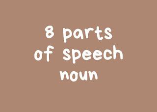 11 Jenis Noun (Kata Benda)
