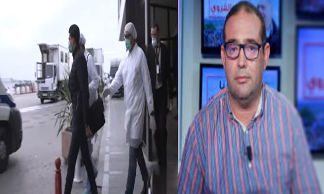 النائب سيف الدين المرغني يؤكد وجود حالات كورونا في تونس