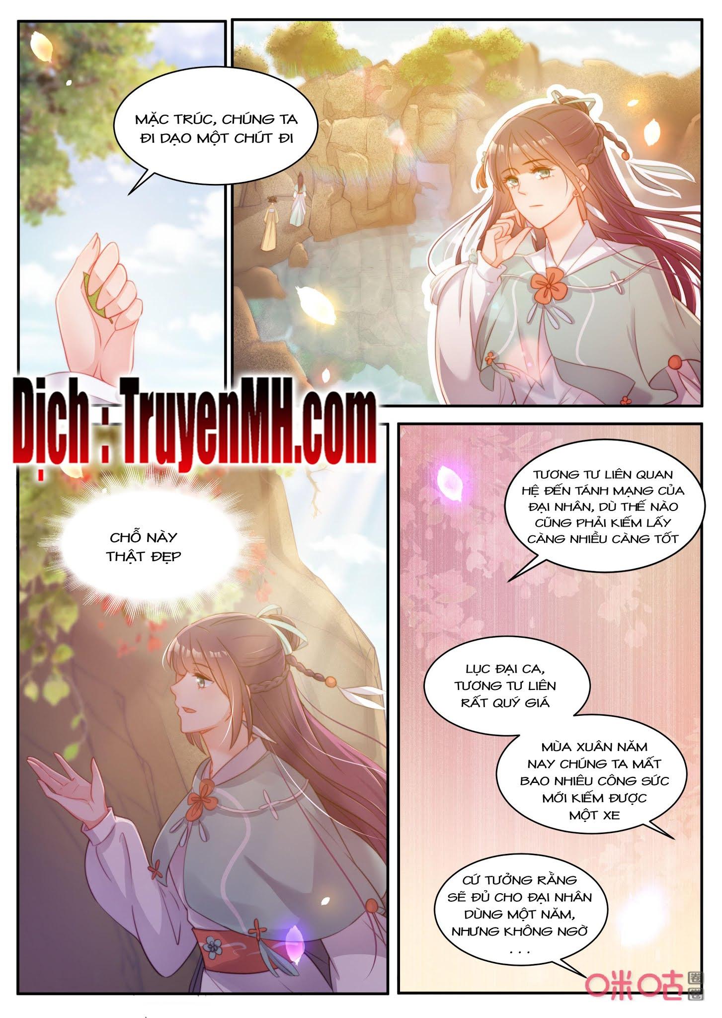 Thần Y Tiểu Thiếp Của Tà Quân Chapter 51 - Trang 6