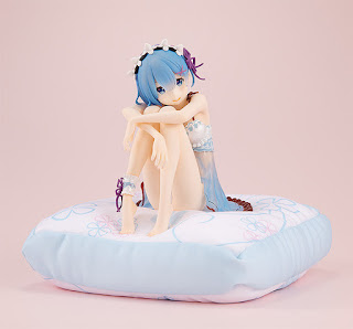 Rem: Birthday Blue Lingerie Ver.