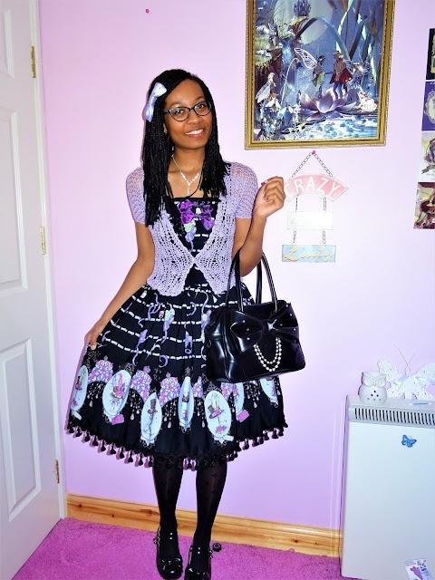 Lolita as Formal Attire 💜