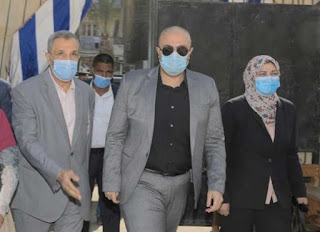 بالصور/ محافظ بني سويف: انتهينا من استعدادات جولة الإعادة لانتخابات مجلس النواب