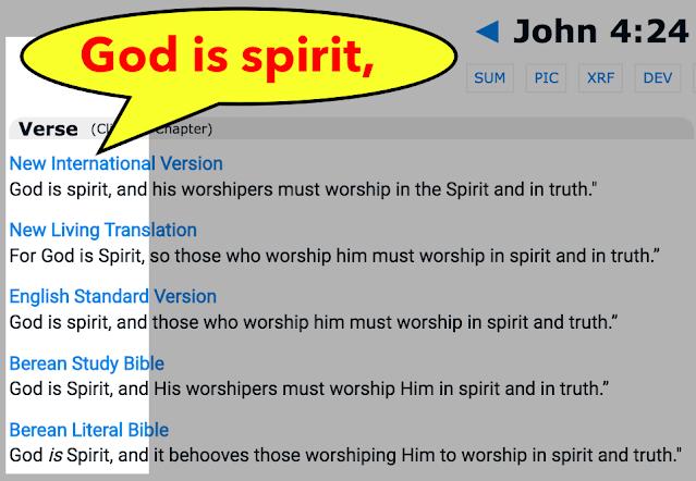 John 4:24.