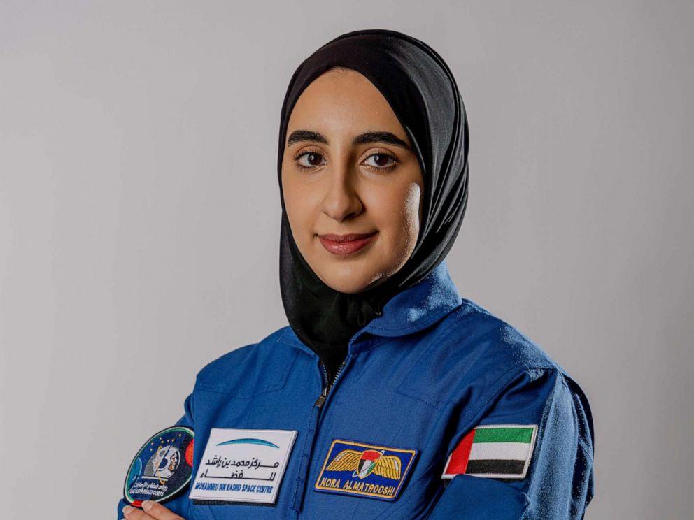 Nora Al Matrooshi is first female Arab astronaut