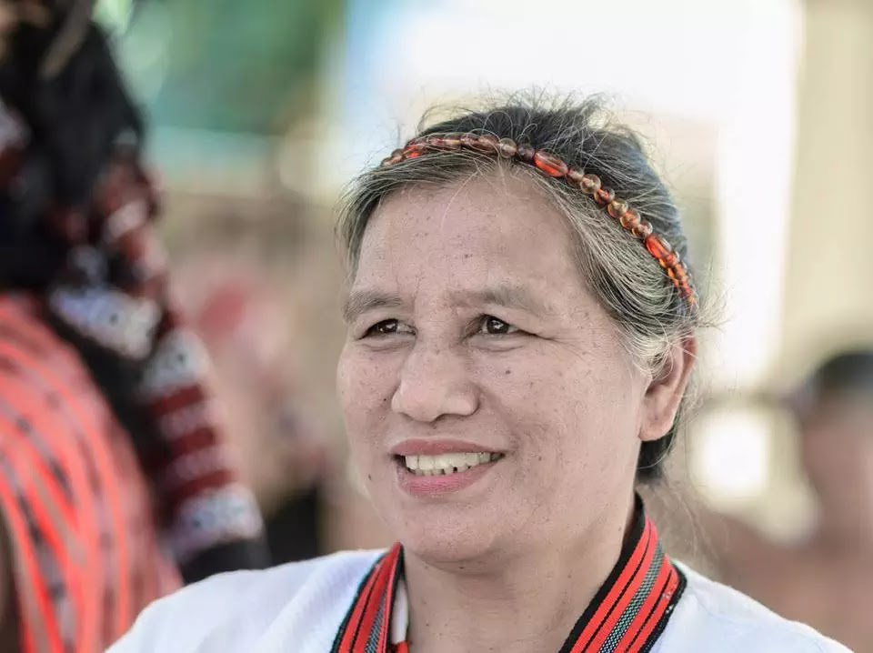 Mountain Province Ethno-Indigenous Woman Portrait