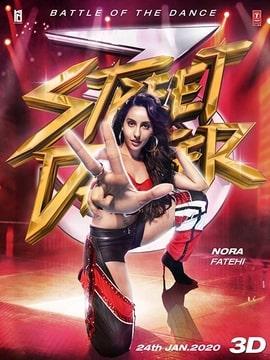 Nora Fatehi Street Dancer 3d Movie 2020