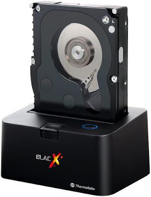 Bases discos duros Thermaltake