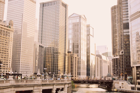 2 days in Chicago itinerary: Chicago city skyline