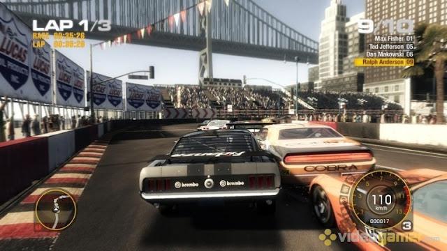 Race Driver GRID PC Full Version Screenshot 1