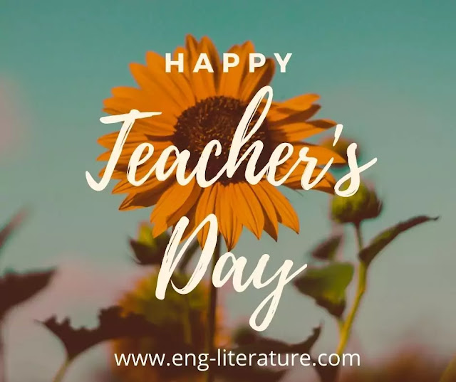 Happy Teachers' Day : Best Message to All Respected Teachers around the World